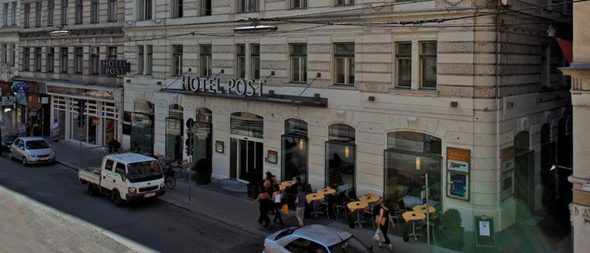Hotel Post, Vienna, Austria - hotel exterior.jpg